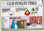 Club Penguin Times, Issue#104