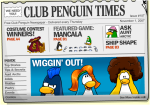 Club Penguin Times, Issue#107