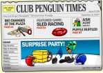 Club Penguin Times, Issue#108