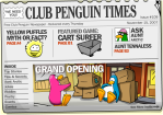 Club Penguin Times, Issue#109