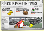 Club Penguin Times, Issue#111