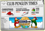 Club Penguin Times, Issue#112