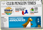 Club Penguin Times, Issue#114