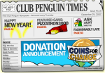 Club Penguin Times, Issue#115