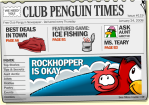 Club Penguin Times, Issue#119