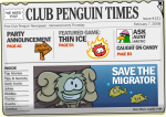 Club Penguin Times, Issue#121