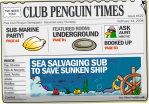 Club Penguin Times, Issue#122