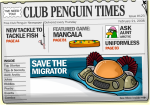 Club Penguin Times, Issue#123