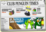 Club Penguin Times, Issue#125