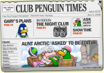 Club Penguin Times, Issue#129