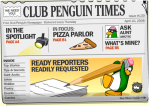 Club Penguin Times, Issue#130
