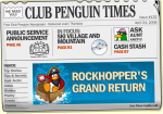 Club Penguin Times, Issue#132