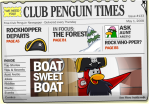 Club Penguin Times, Issue#133