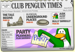 Club Penguin Times, Issue#134