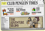 Club Penguin Times, Issue#135