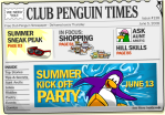 Club Penguin Times News, Issue#138