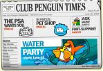 Club Penguin Times, Issue# 139
