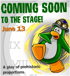 June 13-Upcoming Stage