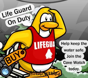 Lifeguard top