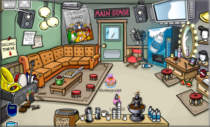 VIP Room-Backstage
