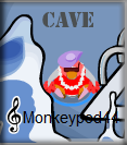 Music Clef Pin-Cave (Pool)