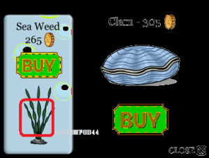 Click on Sea Weed Plant