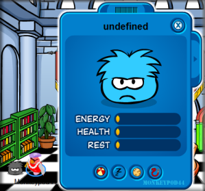 Undefined Puffle